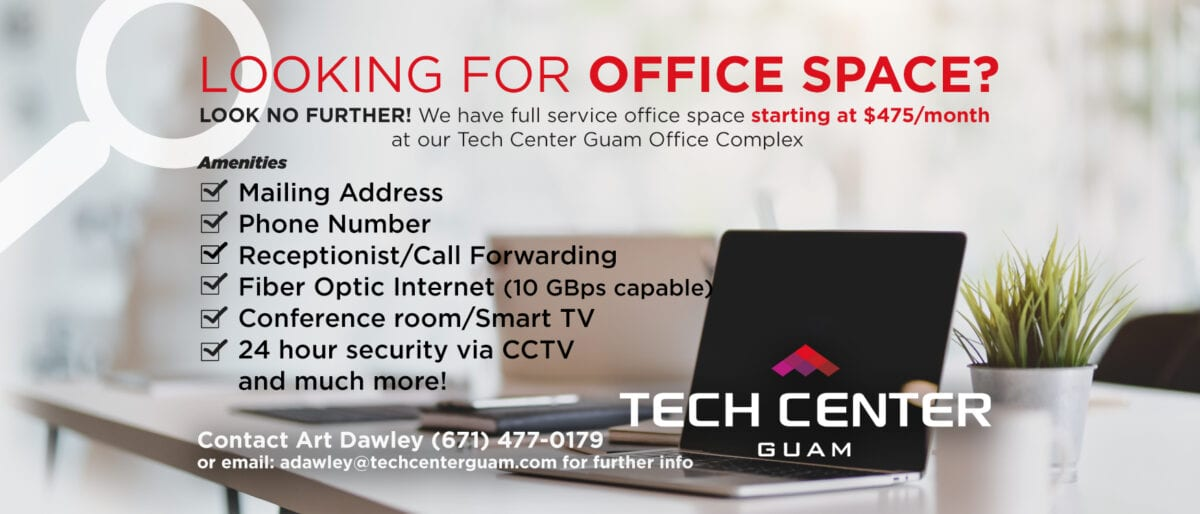 looking for office space? ad